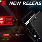 【Banggood】デュアルカメラ Ulefone T1 ギフトバッグ付きで$199.99 プレセール キャンペーン
