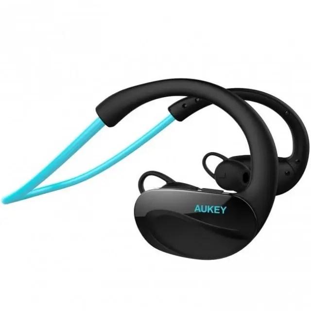 AUKEY Bluetooth ヘッドセット EP-B34 4