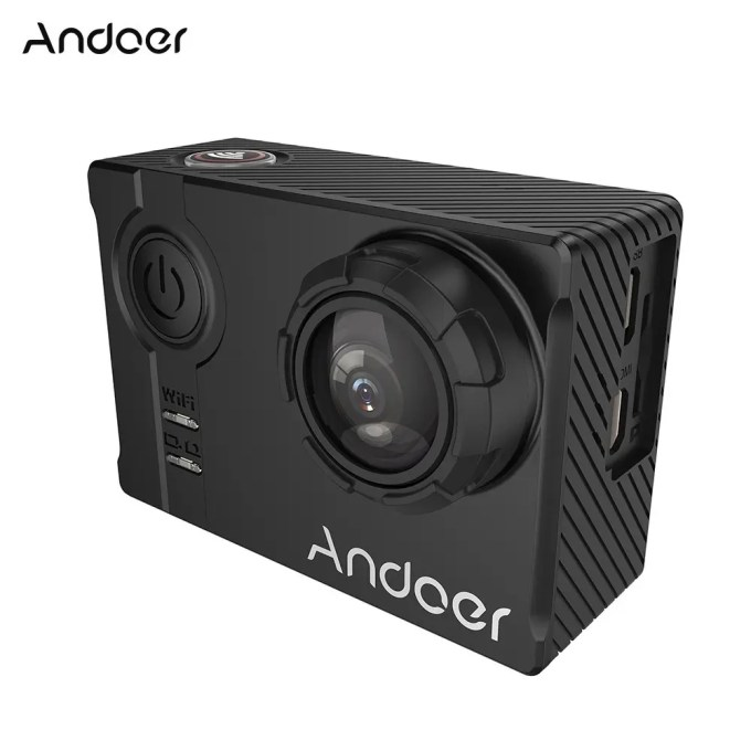 Andoer AN7000 Full HD 16MP WiFi Anti-shake Waterproof