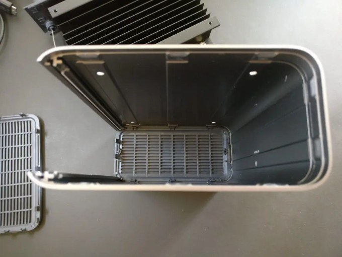 Xiaomi Mi R3P Wifiルーター Pro ケース 横