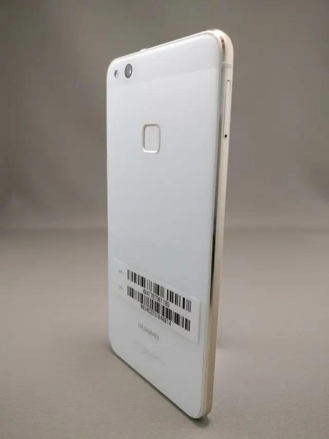 Huawei P10 Lite UQ mobile 貸出機 裏3