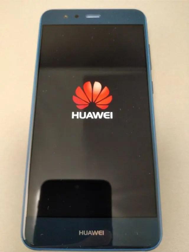 Huawei P10 Lite 起動8