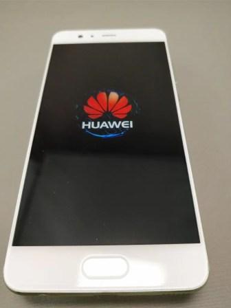 Huawei P10 Plus 起動10