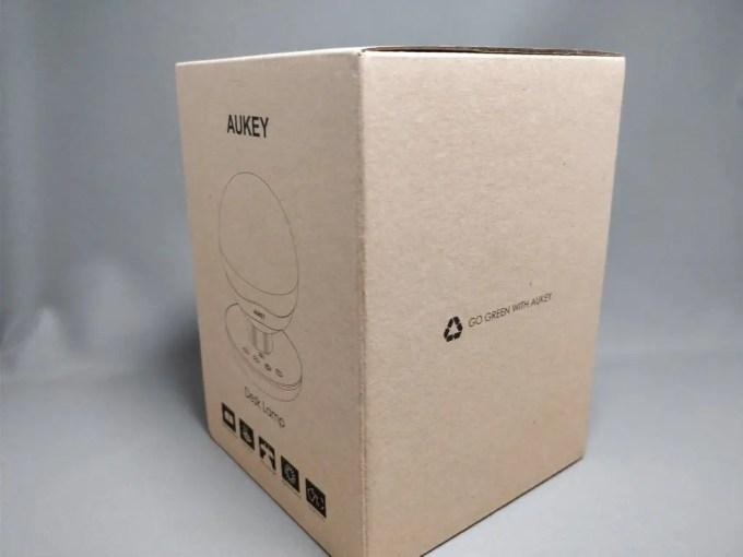 Aukey LEDデスクランプ LT-ST10 化粧箱 1