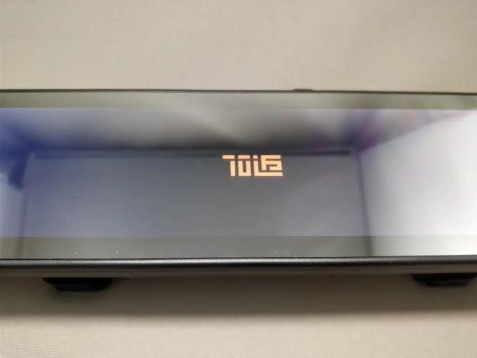 Xiaomi 70 Steps Smart Rearview Mirror 起動