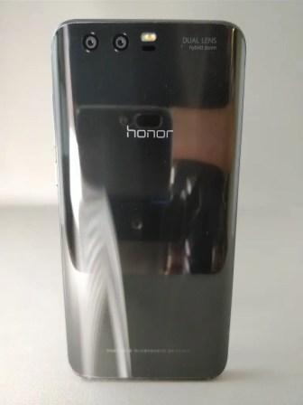 Huawei Honor 9 裏面 10