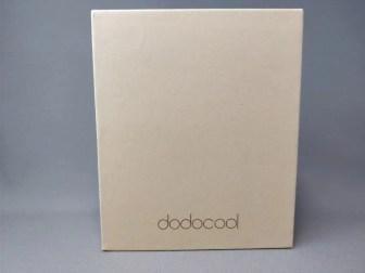 dodocool 60W 6ポート USB急速充電器 化粧箱 表