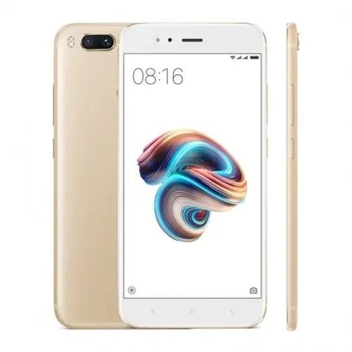 tomtop Xiaomi Mi 5X Snapdragon 625 MSM8953 2.0GHz 8コア GOLD(ゴールド)