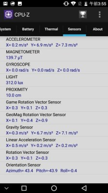 Ulefone Gemini Pro CPU-Z 5