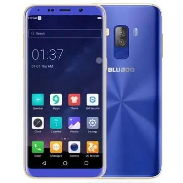 Bluboo S8 MTK6750T 1.5GHz 8コア