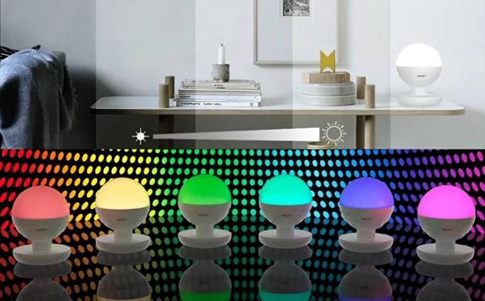 Aukey LEDデスクランプ LT-ST10  LED色 9