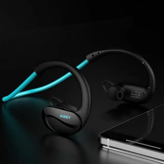 AUKEY Bluetooth ヘッドセット EP-B34 6