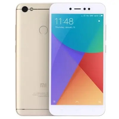 gearbest Xiaomi Redmi Note 5A Snapdragon 435 MSM8940 1.4GHz 8コア CHAMPAGNE GOLD(シャンペンゴールド)