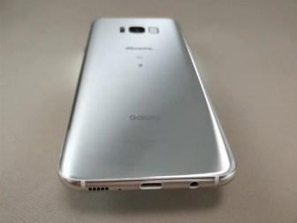 Galaxy S8+ 裏 下