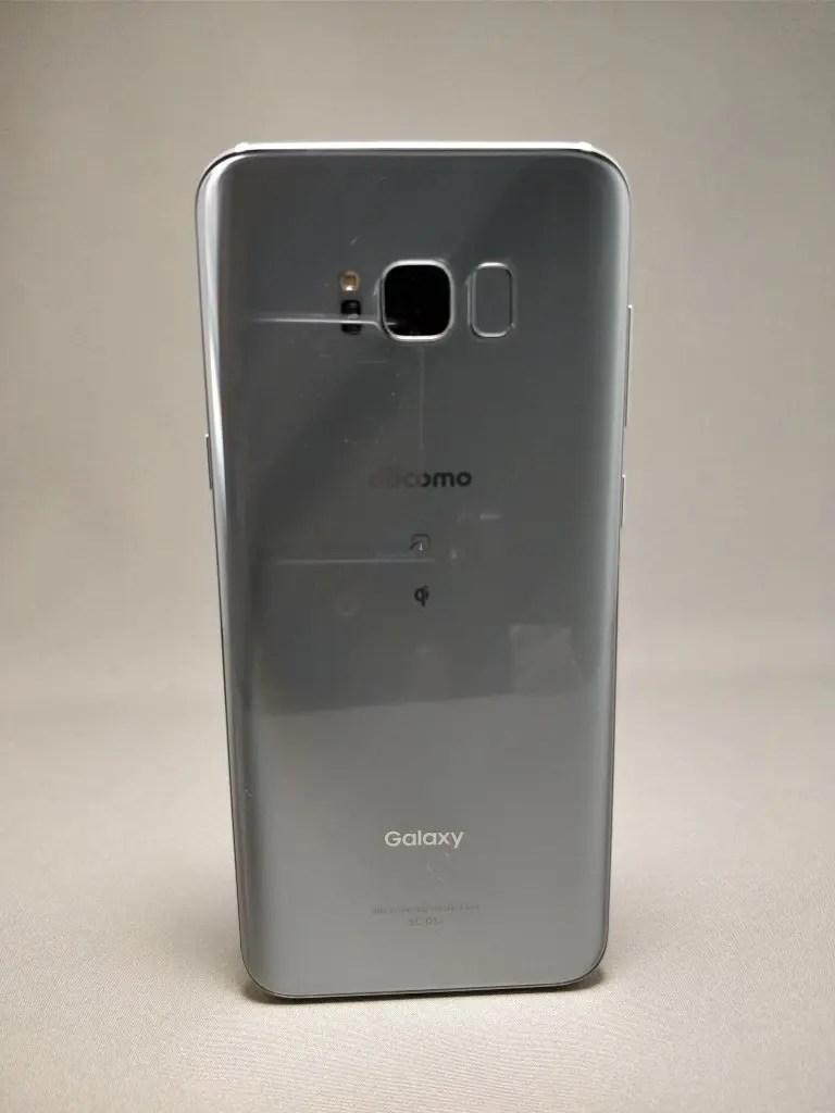 Galaxy S8+ 裏3