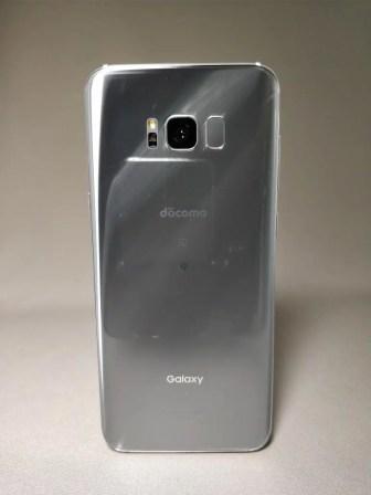 Galaxy S8+ 裏面13
