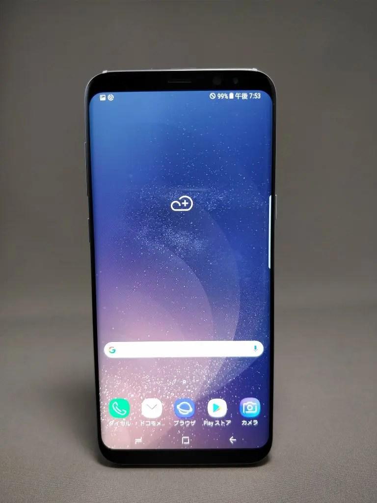 Galaxy S8+ 表面12