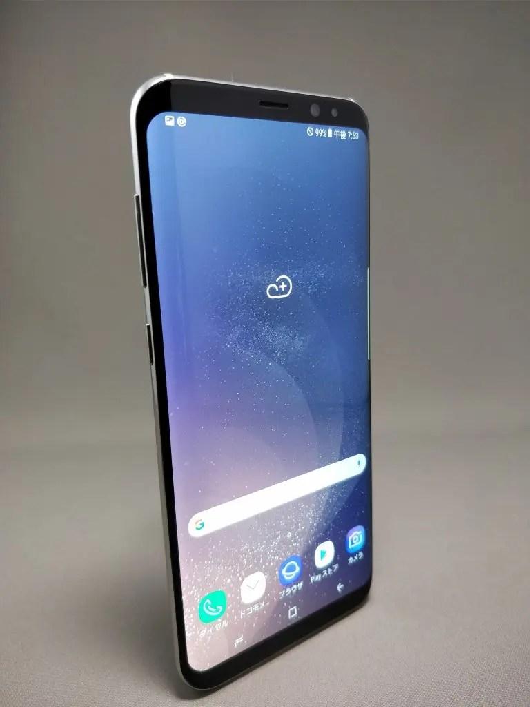 Galaxy S8+ 表面2