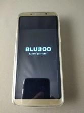 BLUBOO S8 起動3