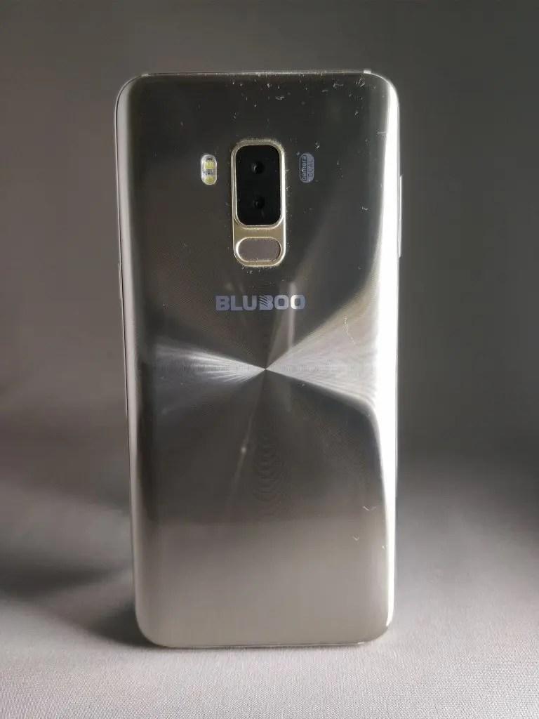 BLUBOO S8 裏面16