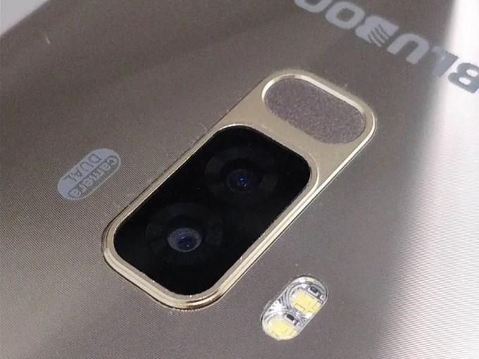 DOOGEE S8 リアカメラ2