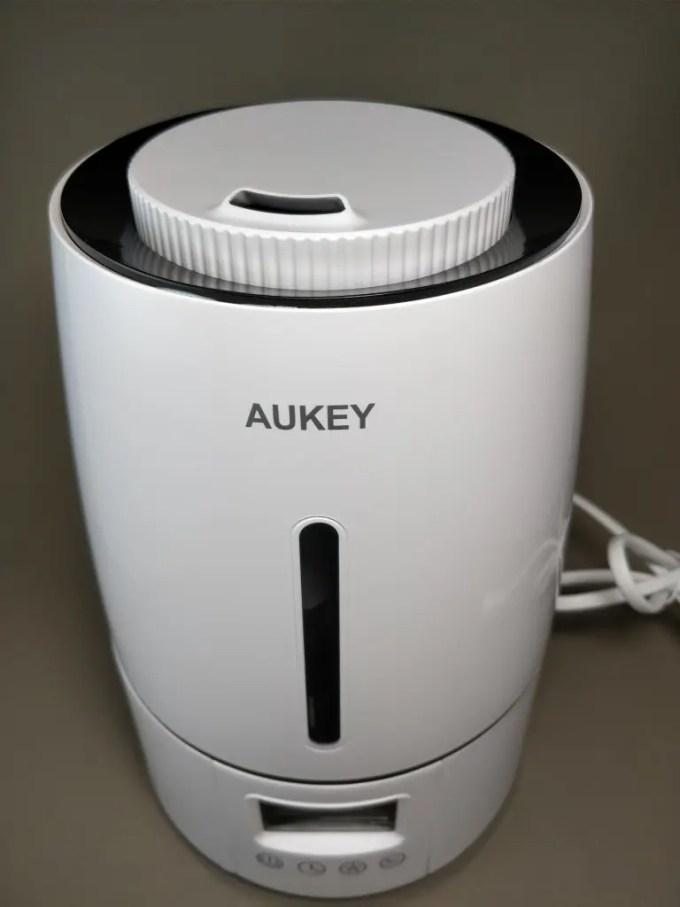 AUKEY 超音波クールミスト加湿器 UH-M1 吹き出し部分 フタ