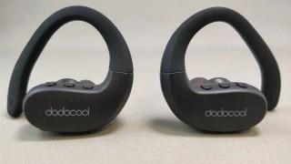 dodocool 完全ワイヤレス IPX5スポーツイヤホン 開封の儀 レビュー 20%Offクーポン付き♪