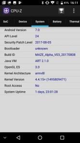 MAZE Alpha CPU-Z3