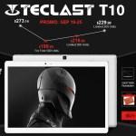 【GearBest】Teclast T10 限定500台199.99ドルフラッシュセール + デイリークーポン2日分
