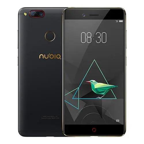 geekbuying ZTE Nubia Z17 Snapdragon 835 MSM8998 2.35GHz 8コア BLACK GOLD(ブラック ゴールド)