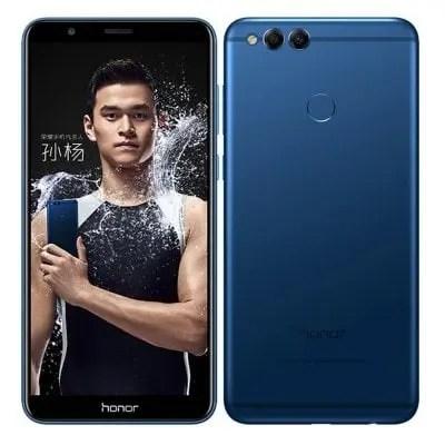 gearbest Huawei Honor 7X Kirin 659 2.36GHz 8コア BLUE(ブルー)