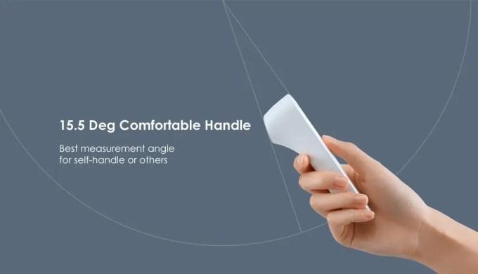 Xiaomi Mi Home iHealth 体温計 商品画像9