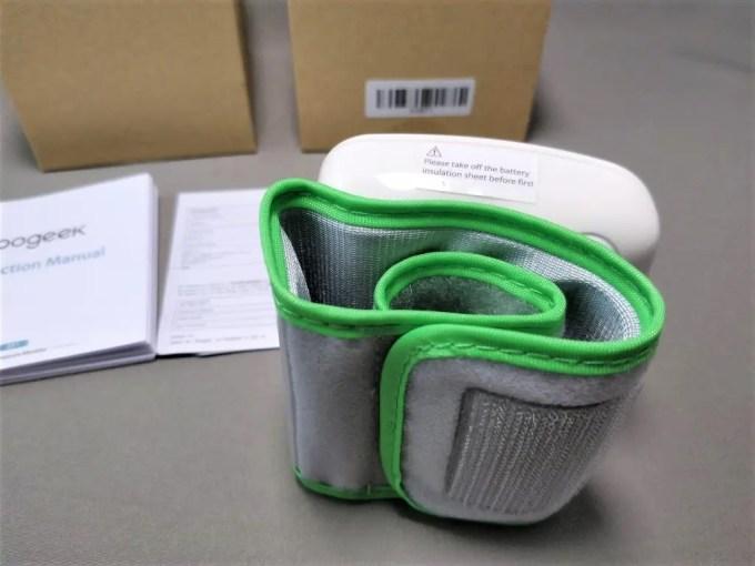 Koogeek スマート血圧計(手首式)
