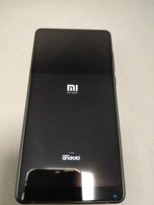 Xiaomi Mi MIX 2 起動2