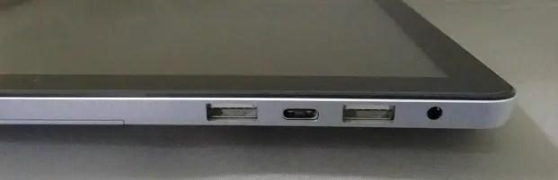 Chuwi SurBook 側面