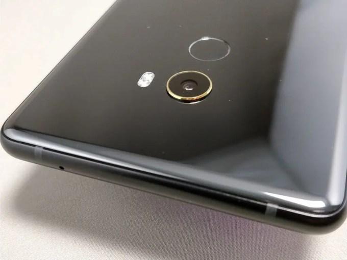Xiaomi Mi MIX 2 リアカメラ