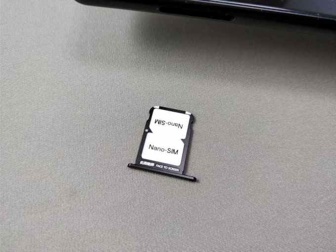Xiaomi Mi MIX 2 NanoSIM