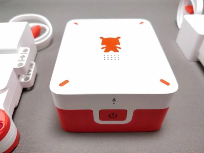 Xiaomi MITU DIY 自立走行ロボ 組み立て レビュー 開封 パーツ2