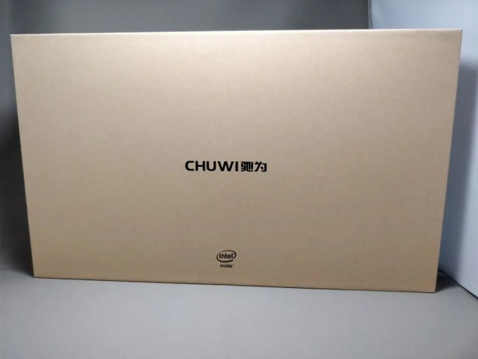 Chuwi Lapbook Air 化粧箱 表