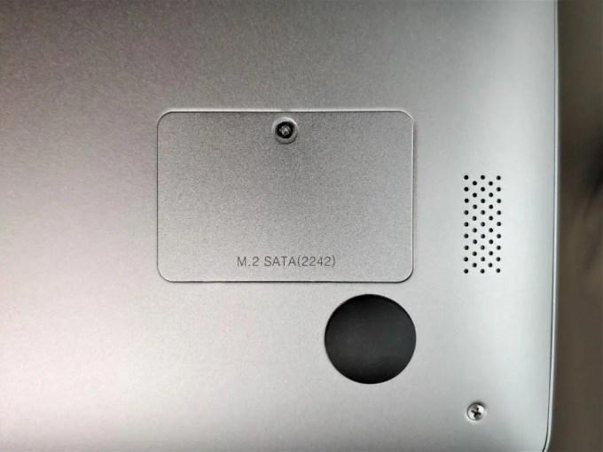 Chuwi Lapbook Air  M.2 SSD拡張
