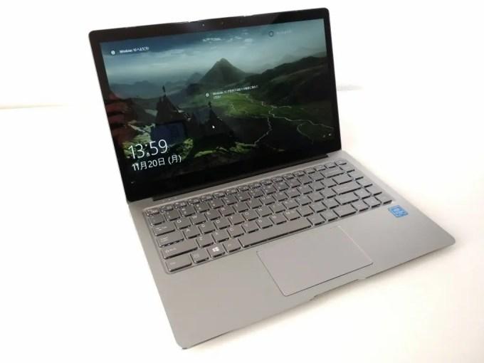 Chuwi Lapbook Air  ディスプレイ 1
