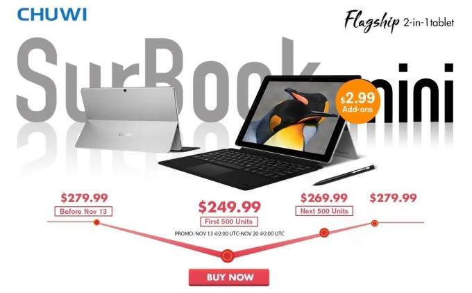promotion-chuwi-surbook-mini-special