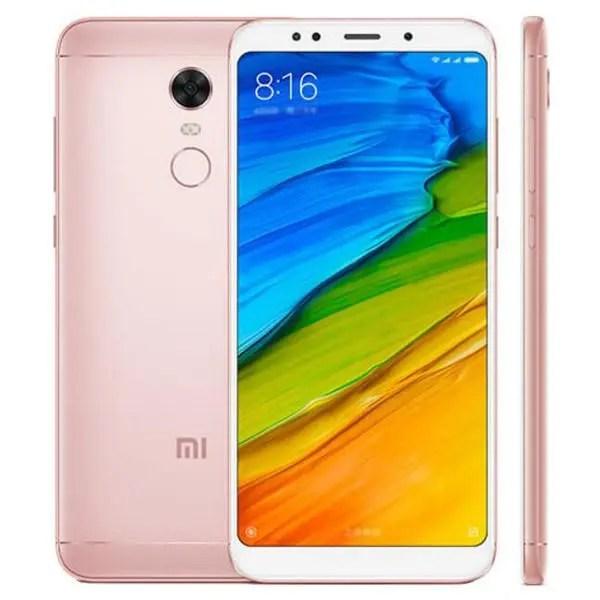 banggood Xiaomi Redmi 5 Snapdragon 450 1.8GHz 8コア ROSE GOLD(ローズゴールド)
