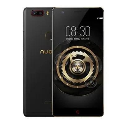 gearbest Nubia Z17 Lite Snapdragon 653 MSM8976SG 1.8GHz 8コア BLACK GOLD(ブラックゴールド)