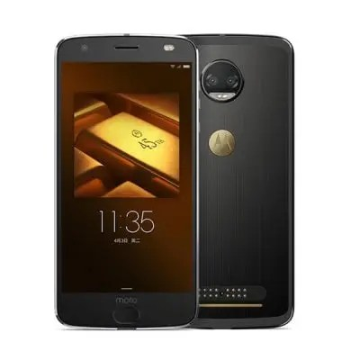 gearbest Moto Z(XT1650-05) Snapdragon 820 MSM8996 lite 1.8GHz 4コア BLACK(ブラック)