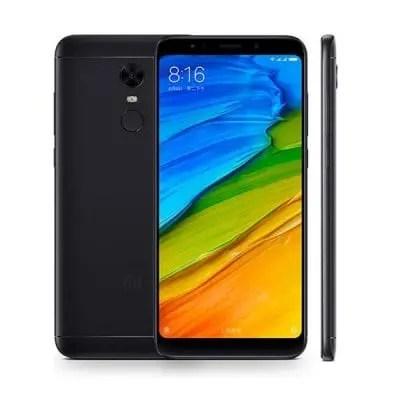gearbest Xiaomi Redmi 5 Plus Snapdragon 625 MSM8953 2.0GHz 8コア BLACK(ブラック)