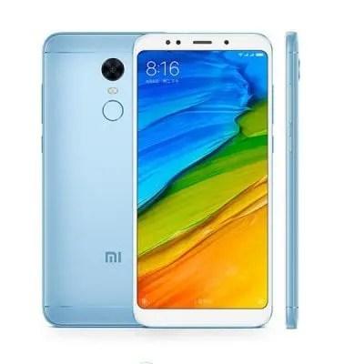 gearbest Xiaomi Redmi 5 Plus Snapdragon 625 MSM8953 2.0GHz 8コア LIGHT BLUE(ライトブルー)