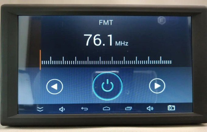 KKmoon 9inch Tablet  FMラジオ
