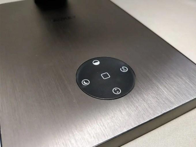 AUKEY LEDデスクライト LT-ST31 ボタン