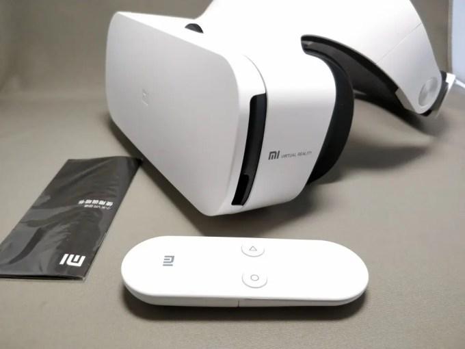 Xiaomi VR 3D Glasses  セット